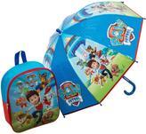 Paw Patrol Backpack & Umbrella Set