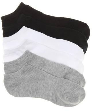 Mix No. 6 Athleisure Women's No Show Socks - 6 Pack