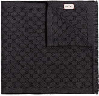 Gucci GG Supreme scarf
