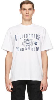Billionaire Boys Club White Greetings Logo T-Shirt