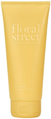 Floral Street Wild Vanilla Orchid Body Cream (200ml)