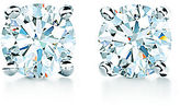 Tiffany & Co. Solitaire Diamond Earrings
