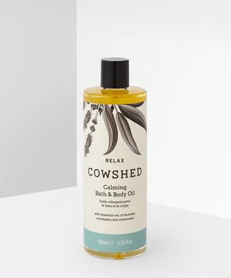 Cowshed Relax Calming Bath & Body Oil