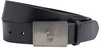Ralph Lauren Polo Pony Logo Belt