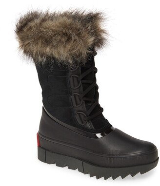 Sorel Joan of Arctic Next Faux Fur Waterproof Snow Boot