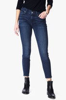 7 For All Mankind The Cropped Skinny In Dark Brisbane