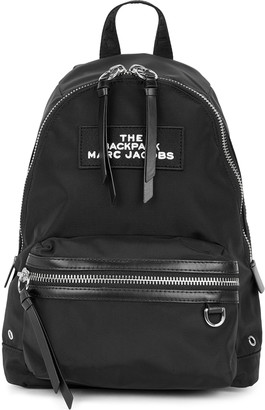 Marc Jacobs Black Medium Shell Backpack