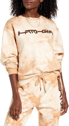 I.AM.GIA Cosima Oversize Crewneck Sweatshirt