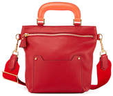 Anya Hindmarch Orsett Mini Leather Shoulder Bag