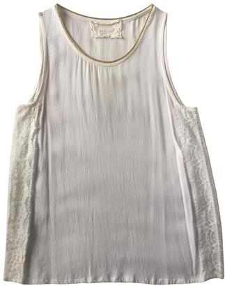 Suncoo White Top for Women