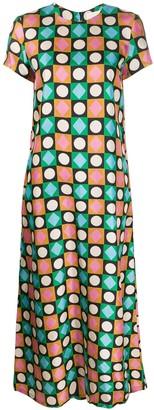 La DoubleJ Swing maxi dress