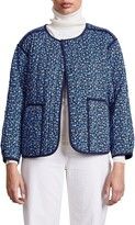 Thumbnail for your product : Apiece Apart Elodie Reversible Quilted Cotton Jacket