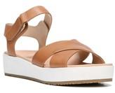 Dr. Scholl's Women's Frills Platform Sandal