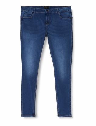 Vero Moda Women's Vmseven MR S Shape UP J VI343 GA NOOS Jeans