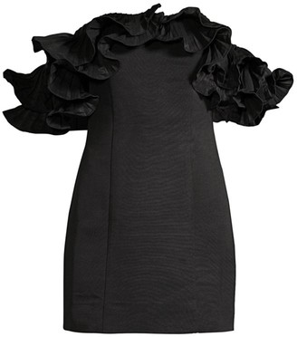 Mestiza New York Lulu Ruffle Mini Dress