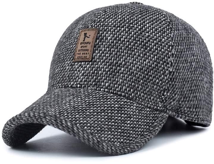 fb9ce12dd8d27 Grey Tweed Hat - ShopStyle Canada