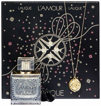 Lalique L'amour Gift Set