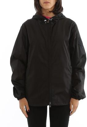 Moncler Logo Hooded Jacket