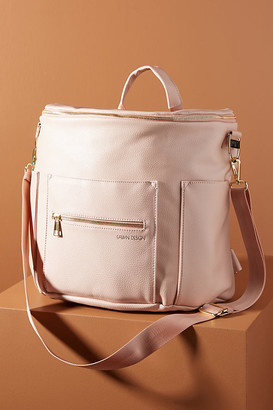 Fawn Design Diaper Bag By Fawn Design in Pink Size ALL