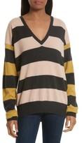 Equipment Women's Lucinda Stripe Cashmere Sweater