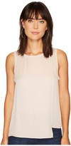 Heather Jan Silk Asymmetrical Top Women's Clothing