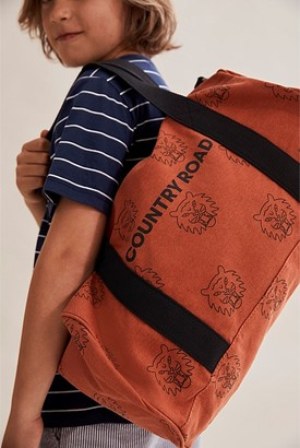 Country Road Lion Overnight Bag
