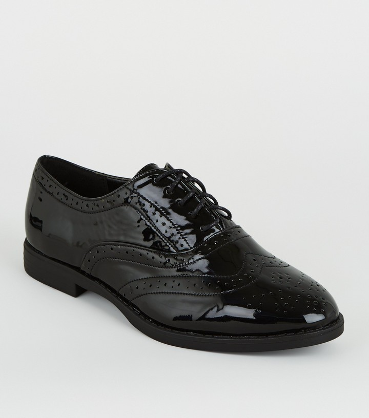 Wide Fit Womens Brogues   Shop the