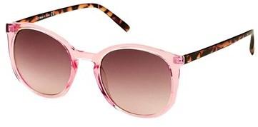 Topshop 50mm Round Sunglasses