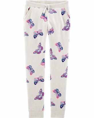 Osh Kosh OshKosh Girls' Toddler Logo Fleece Pants