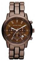 Michael Kors Women's Glitz MK5607 Stainless-Steel Quartz Watch with Dial
