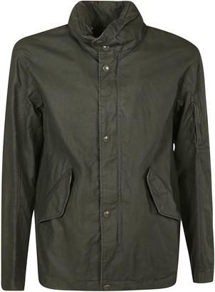 C.P. Company Side Flap Pocket Buttoned Jacket
