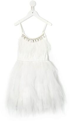 Tutu Du Monde sleeveless Swan Queen dress