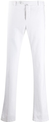 Kiton Straight-Leg Chino Trousers