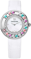 Swarovski Lovely Crystals Multi-colored Watch