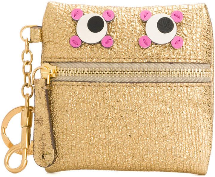 Anya Hindmarch Circulus Eyes coin purse