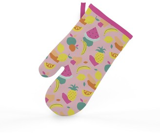 Ambrosia Fruity Cotton Oven Glove 18 x 32cm