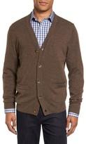Nordstrom Men's Cashmere Button Front Cardigan
