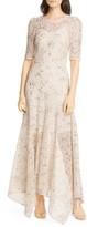 Veronica Beard Balsam Eyelet Maxi Dress