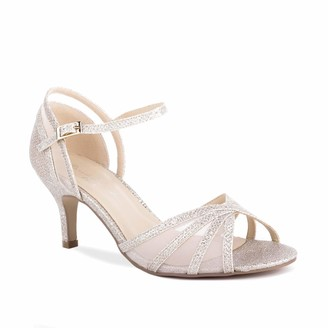 Paradox London Pink Women's Sonya Ankle Strap Sandals