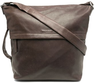 Orciani Leather Tote Bag
