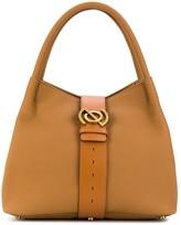 Zanellato Zoe belted tote bag