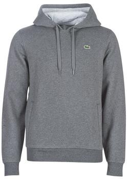 Lacoste SH2128 men's Sweatshirt in Grey