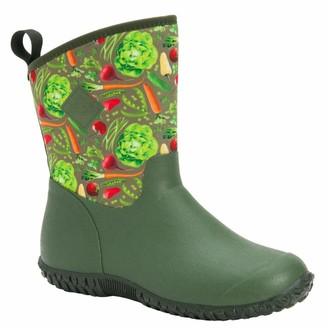 Muck Boot Women's Muckster Ii Mid Rain Boot