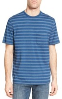 True Grit Men's Stripe T-Shirt