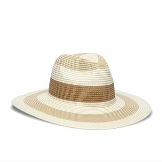 Physician Endorsed Women's Adjustable Head Size Sandi Fedora Hat