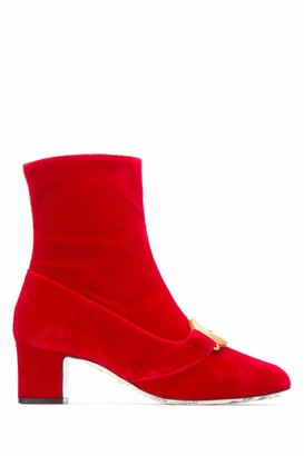 Gucci Victoire Ankle Boots