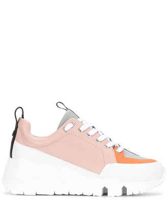 Pierre Hardy Street Life chunky sole sneakers