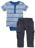 Tea Collection Mendoza Set (Baby)-Multicolor-12-18 Months