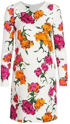 Escada Dleah Marigold Shift Dress