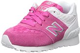 New Balance KL574V1 Infant Breathe Pack Fashion Sneaker (Infant/Toddler)